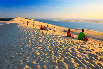 Location Villa de vacances dune du pilat