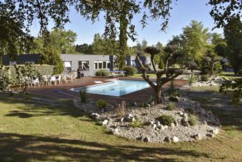 Villa Parenthèse - piscine